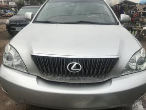 Lexus RX 2007 350 Silver | Cars for sale in Lagos State, Ojodu