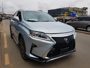 Lexus RX 2011 350 Blue | Cars for sale in Lagos State, Agege