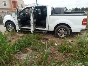 Ford F-150 2006 SuperCab 4x4 White | Cars for sale in Lagos State, Ajah
