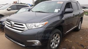 Toyota Highlander 2011 Limited Gray | Cars for sale in Lagos State, Amuwo-Odofin