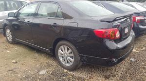 Toyota Corolla 2010 Black | Cars for sale in Abuja (FCT) State, Garki 2
