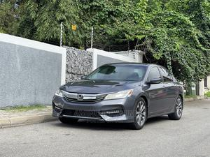 Honda Accord 2017 Gray   Cars for sale in Abuja (FCT) State, Asokoro