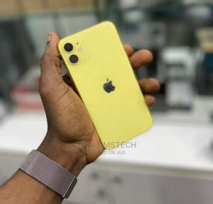 Apple iPhone 11 128 GB Yellow   Mobile Phones for sale in Lagos State, Ikeja