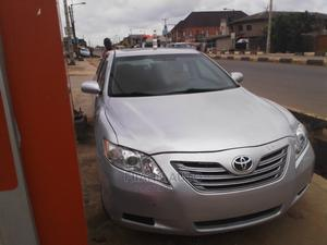 Toyota Camry 2008 Hybrid Silver | Cars for sale in Lagos State, Ikotun/Igando