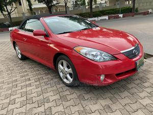 Toyota Solara 2006 3.3 Coupe Red | Cars for sale in Abuja (FCT) State, Jabi