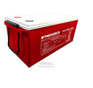 12V 230ah-premium GEL Deep Cycle Battery   Electrical Equipment for sale in Lagos State, Ojo