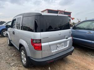 Honda Element 2009 EX Automatic Silver   Cars for sale in Lagos State, Ojodu