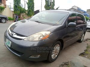 Toyota Sienna 2008 XLE Limited Gray | Cars for sale in Lagos State, Ikeja