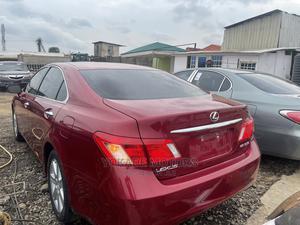 Lexus ES 2008 350 Red | Cars for sale in Lagos State, Ojodu
