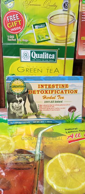 Intestine Detoxification Herbal Tea   Vitamins & Supplements for sale in Lagos State, Amuwo-Odofin