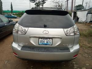 Lexus RX 2007 350 Silver | Cars for sale in Rivers State, Port-Harcourt