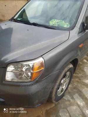 Honda Pilot 2007 EX 4x2 (3.5L 6cyl 5A) Green | Cars for sale in Osun State, Osogbo