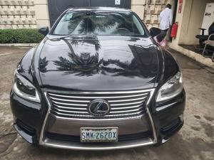 Lexus LS 2013 460 L AWD Black | Cars for sale in Lagos State, Lekki
