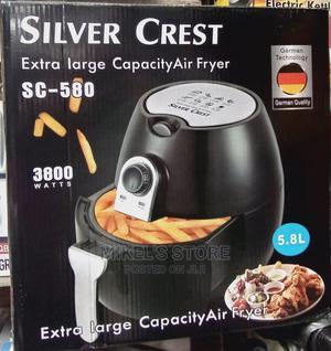 3800 Watts Silver Crest Air Fryer | Kitchen Appliances for sale in Lagos State, Lagos Island (Eko)