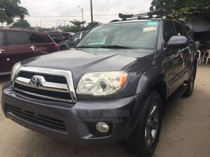 Toyota 4-Runner 2008 Limited V8 Gray   Cars for sale in Lagos State, Amuwo-Odofin