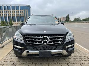 Mercedes-Benz M Class 2012 ML 350 4Matic Black | Cars for sale in Abuja (FCT) State, Central Business District