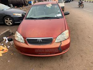 Toyota Corolla 2005 LE Red | Cars for sale in Ogun State, Abeokuta South