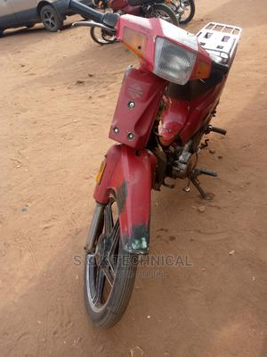 Hyosung Prima 2012 Red | Motorcycles & Scooters for sale in Ogun State, Ado-Odo/Ota