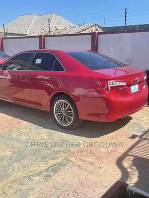 Toyota Camry 2014 Red | Cars for sale in Lagos State, Ikorodu