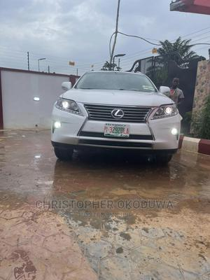 Lexus RX 2014 350 AWD White | Cars for sale in Lagos State, Ikorodu