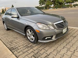 Mercedes-Benz E350 2010 Gray | Cars for sale in Abuja (FCT) State, Central Business District