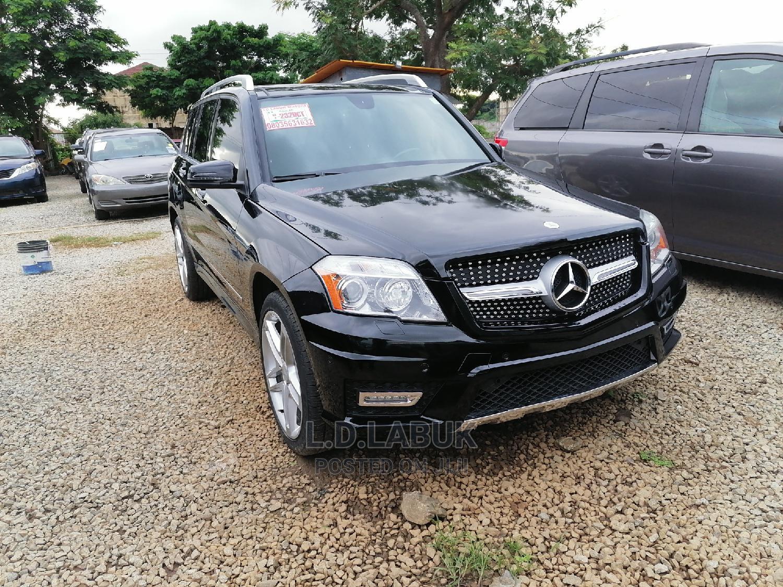 Mercedes-Benz GLK-Class 2012 350 4MATIC Black   Cars for sale in Galadimawa, Abuja (FCT) State, Nigeria