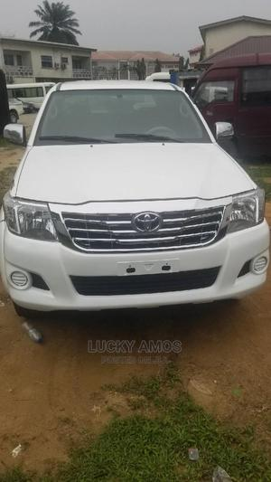 Toyota Hilux 2007 2.7 VVT-i 4x4 SRX White | Cars for sale in Rivers State, Port-Harcourt