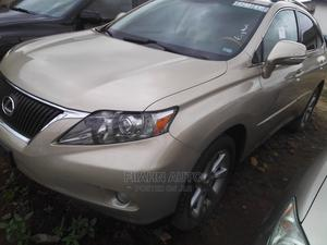 Lexus RX 2011 350 Gold | Cars for sale in Lagos State, Ikotun/Igando