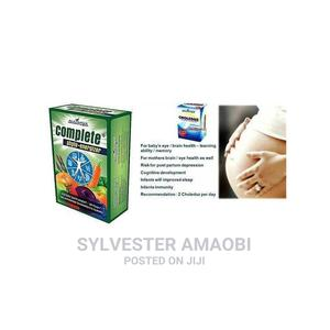 New Healthy Pregnancy Food Supplement Combo | Vitamins & Supplements for sale in Lagos State, Ikeja