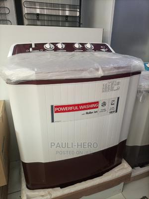 LG Washing Machine 8kg Manual | Home Appliances for sale in Abuja (FCT) State, Wuse
