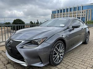 Lexus RC 2015 350 AWD Gray | Cars for sale in Abuja (FCT) State, Central Business District