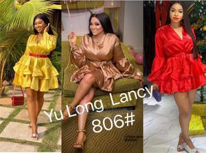Hiqh Quality Female Short Flare Gowns   Clothing for sale in Lagos State, Ikeja