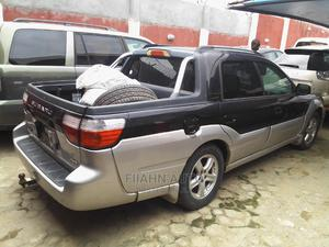 Subaru Baja 2005 Automatic Black | Cars for sale in Lagos State, Ikotun/Igando