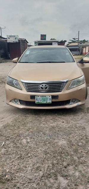 Toyota Camry 2014 Gold | Cars for sale in Lagos State, Ajah