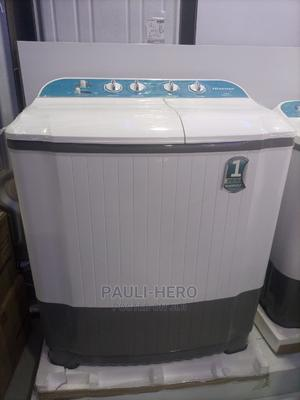 Hisense Washing Machine 10kg Manual   Home Appliances for sale in Abuja (FCT) State, Wuse