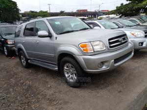 Toyota Sequoia 2005 Silver | Cars for sale in Lagos State, Apapa