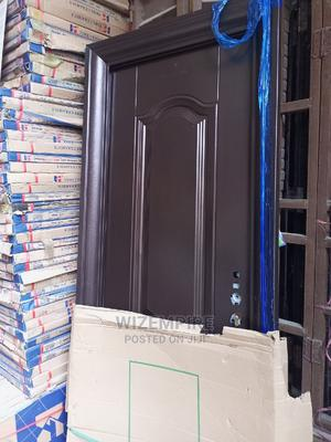 3ft Steal Door Available Now   Doors for sale in Lagos State, Orile