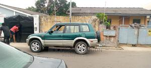 Toyota RAV4 2000 Automatic Green | Cars for sale in Lagos State, Surulere