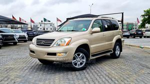 Lexus GX 2007 470 Sport Utility Gold | Cars for sale in Lagos State, Lekki