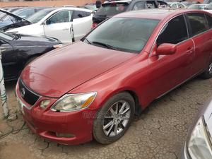 Lexus GS 2006 Red   Cars for sale in Lagos State, Ikeja