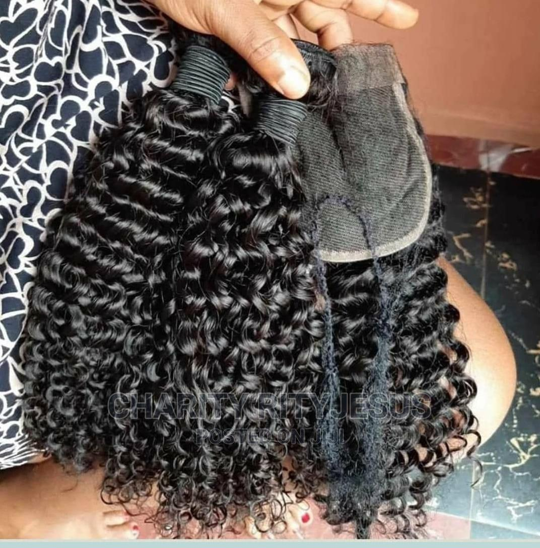Blended Human Hair/ Pure Human Hair | Hair Beauty for sale in Ajah, Lagos State, Nigeria