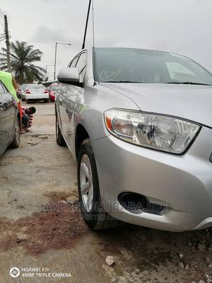 Toyota Highlander 2009 V6 Silver   Cars for sale in Lagos State, Isolo