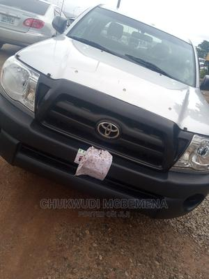 Toyota Tacoma 2007 Access Cab Silver | Cars for sale in Abuja (FCT) State, Gwarinpa