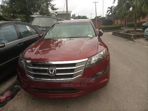Honda Accord CrossTour 2010 Red   Cars for sale in Lagos State, Amuwo-Odofin