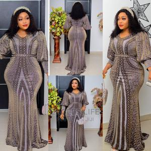 Qaulity Turkey Trendy Long Dinner Gown   Clothing for sale in Lagos State, Lagos Island (Eko)