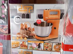 DSP Stand Mixer/Hand Mixer 4.0litres 300watts Original Coil. | Kitchen Appliances for sale in Lagos State, Ojo