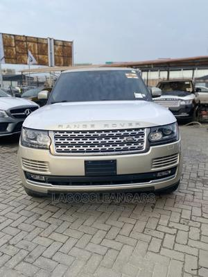 Land Rover Range Rover Vogue 2013 Gold | Cars for sale in Lagos State, Lekki