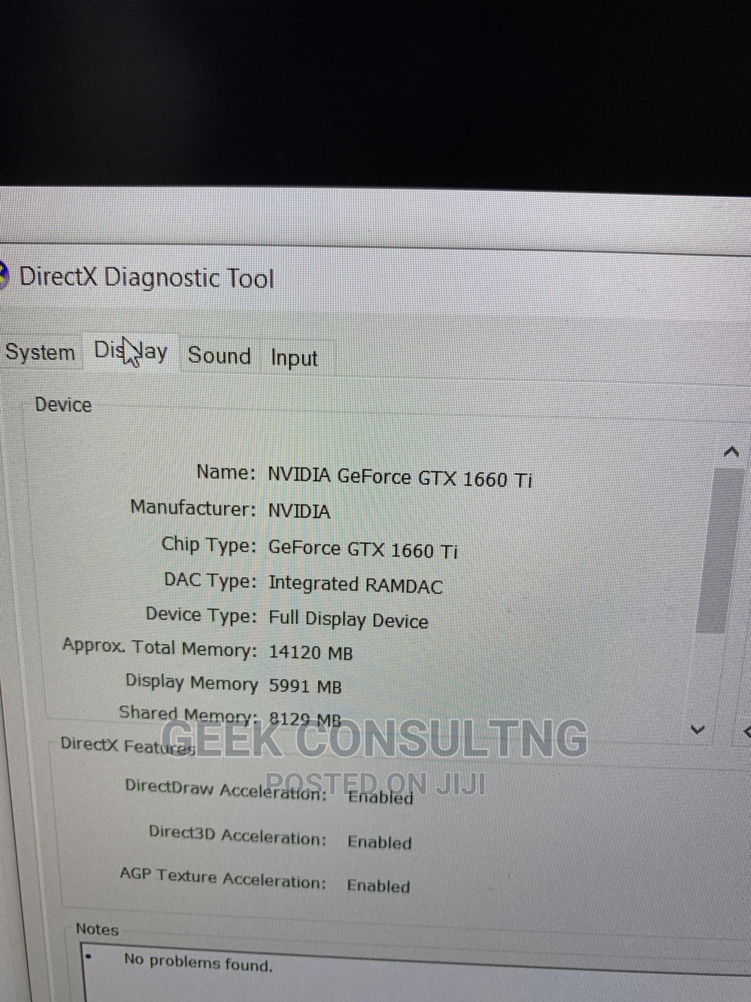 Laptop HP Omen 15 16GB Intel Core I7 SSHD (Hybrid) 1T   Laptops & Computers for sale in Ikeja, Lagos State, Nigeria
