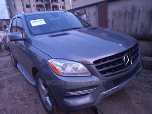 Mercedes-Benz M Class 2012 ML 350 4Matic Blue | Cars for sale in Lagos State, Mushin