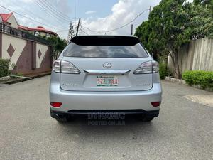 Lexus RX 2010 350 Silver | Cars for sale in Lagos State, Magodo